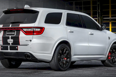 2021 Dodge Durango Srt® Hellcat 5