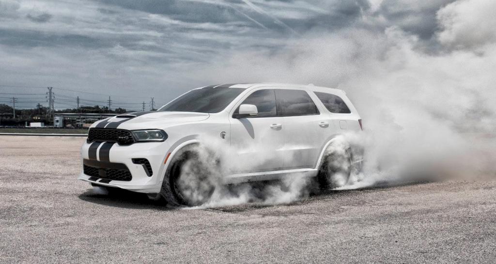 2021 Dodge Durango Srt® Hellcat 8