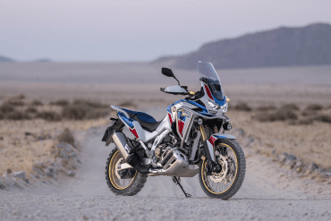 2021 Honda Africa Twin 4