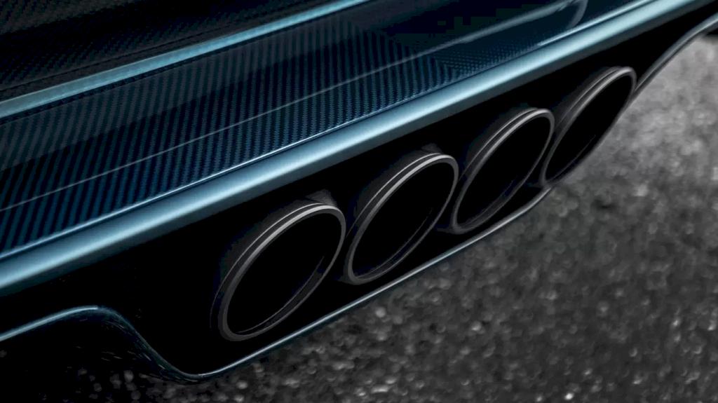 Bugatti Chiron Sport 110 Ans 10