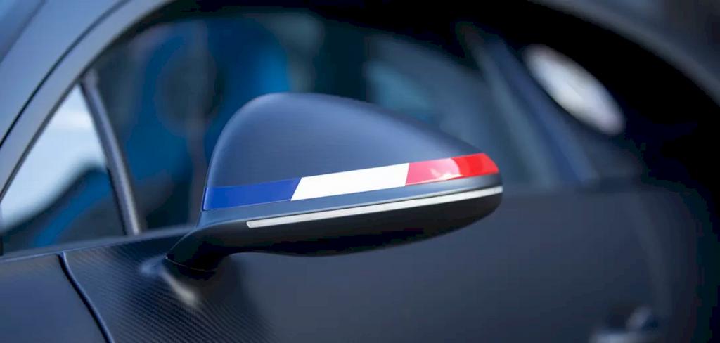 Bugatti Chiron Sport 110 Ans 2