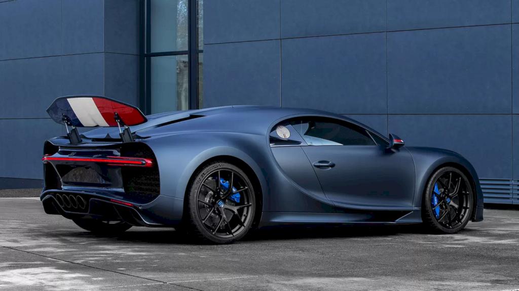 Bugatti Chiron Sport 110 Ans 6