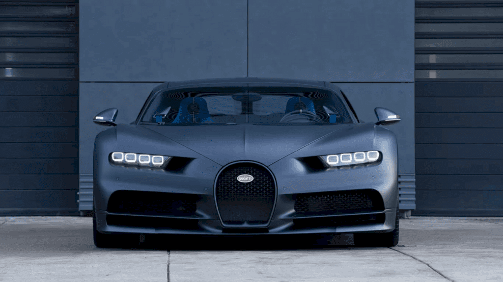 Bugatti Chiron Sport 110 Ans Leisurian