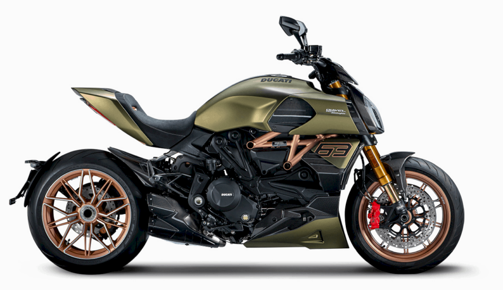 Ducati Diavel 1260 Lamborghini 14