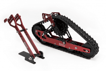 Envo Electric Snowbike Kit 1