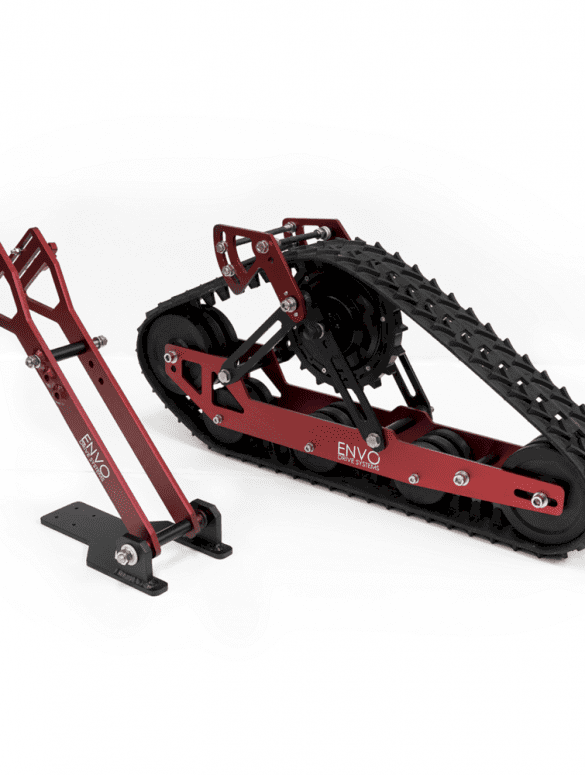 Envo Electric Snowbike Kit 1