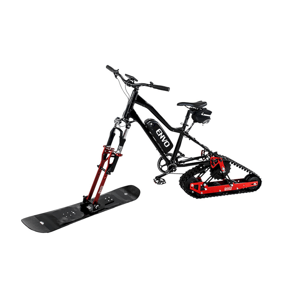 Envo Electric Snowbike Kit 5