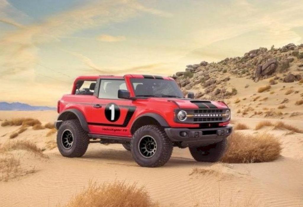 Hennessey Velociraptor V8 Bronco 2