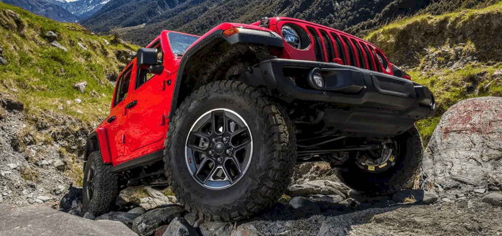 Jeep Wrangler Rubicon 392 10