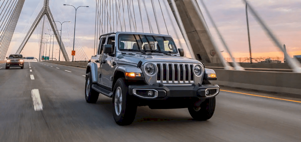 Jeep Wrangler Rubicon 392 4