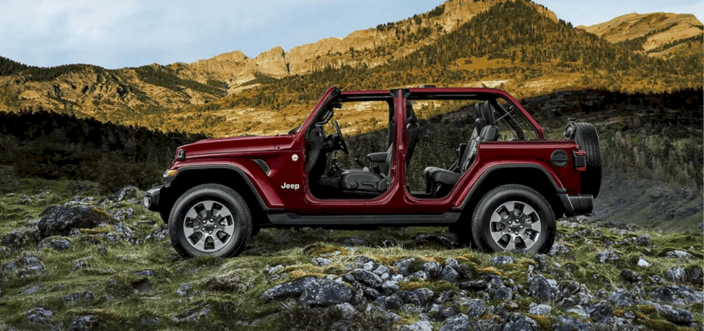 Jeep Wrangler Rubicon 392 6