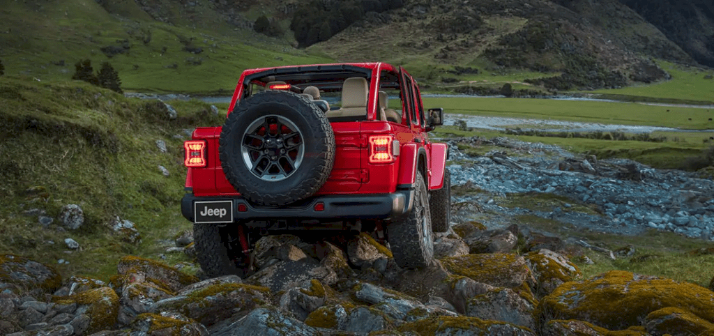Jeep Wrangler Rubicon 392 8