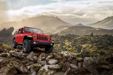 Jeep Wrangler Rubicon 392 9