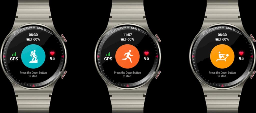 Porsche Design Huawei Watch Gt 2 2