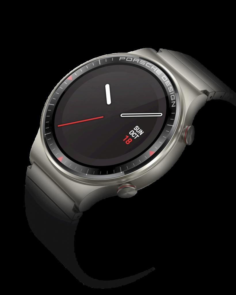 Porsche Design Huawei Watch Gt 2 3