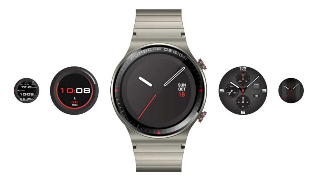 Porsche Design Huawei Watch Gt 2 6