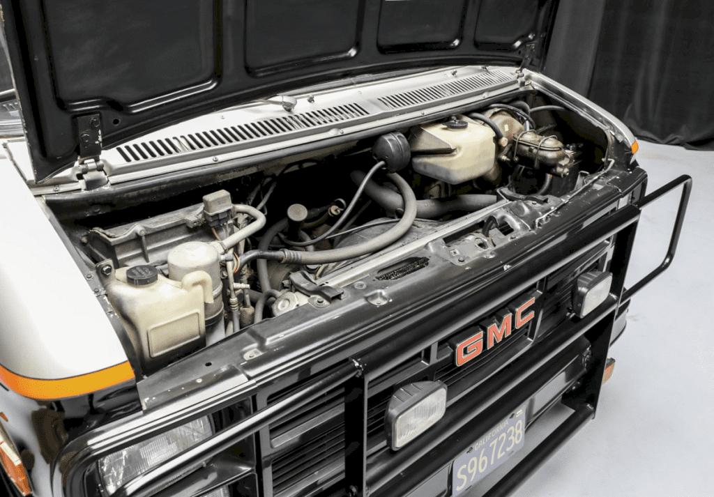 1979 Chevrolet 'a Team' Van 4