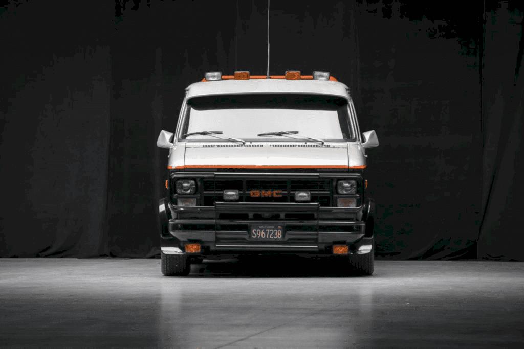 1979 Chevrolet 'a Team' Van 8