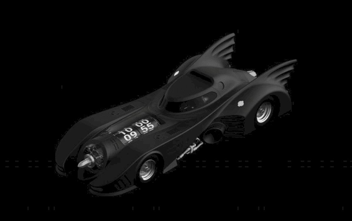 1989 Batmobile X Kross Studio 2
