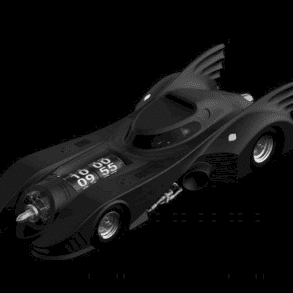 1989 Batmobile X Kross Studio 2