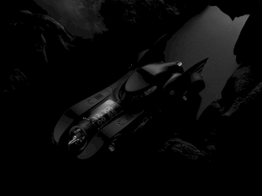 1989 Batmobile X Kross Studio 8