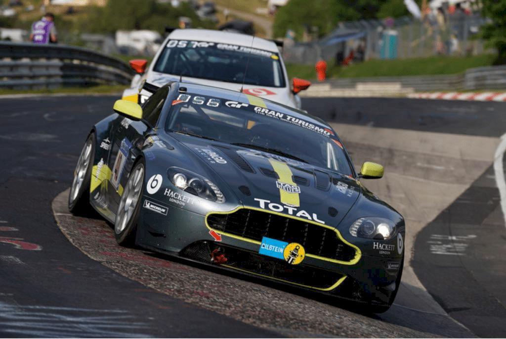 Aston Martin Vantage Legacy Edition 1