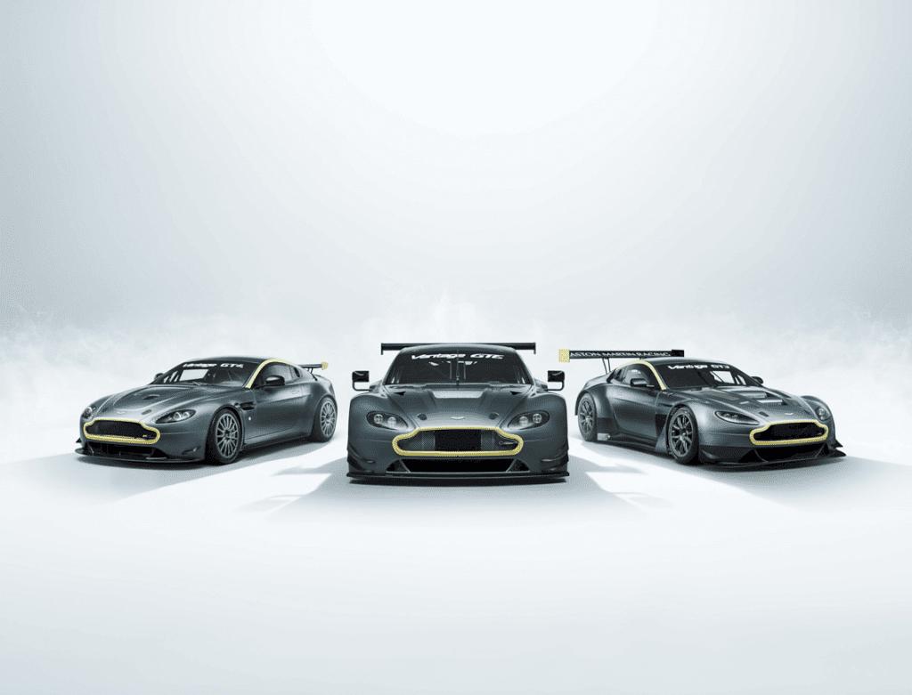 Aston Martin Vantage Legacy Edition 7