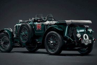 Bentley Blower Continuation Series 12