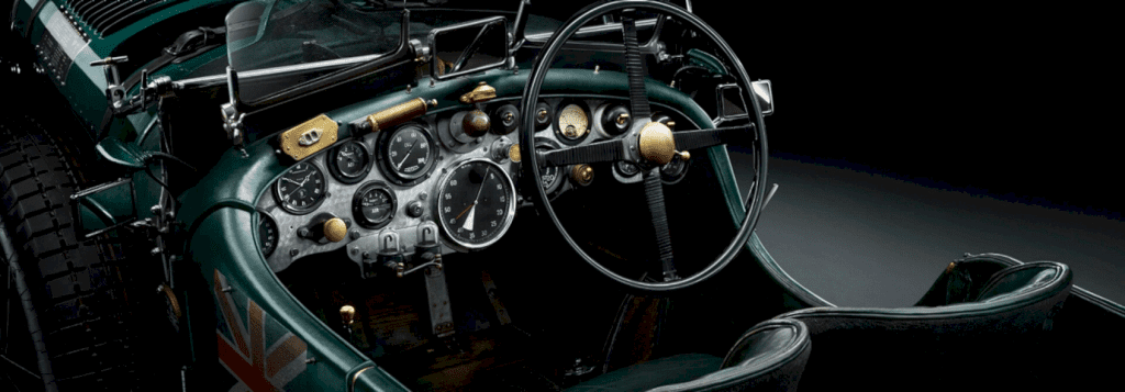 Bentley Blower Continuation Series 14