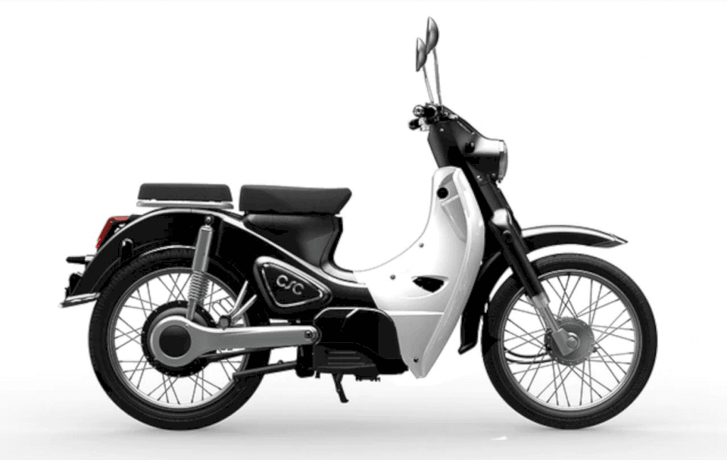 Csc Monterey Electric Scooter 4