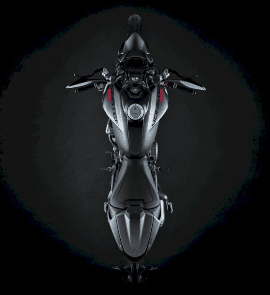 Ducati New Monster 2