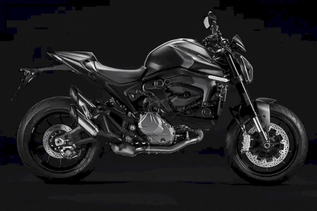 Ducati New Monster 5
