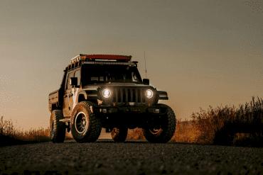 Jeep Gladiator Odin 2