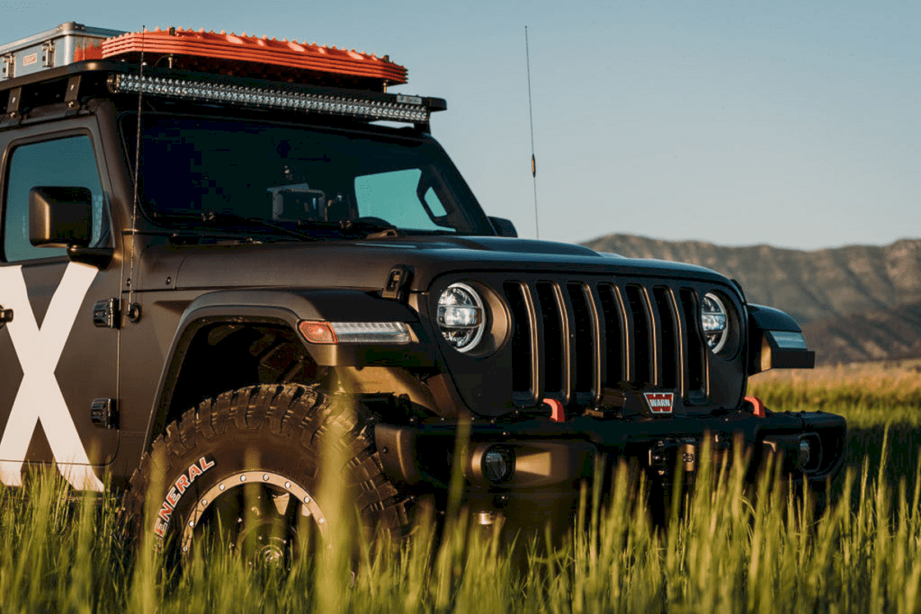 Jeep Gladiator Odin 3