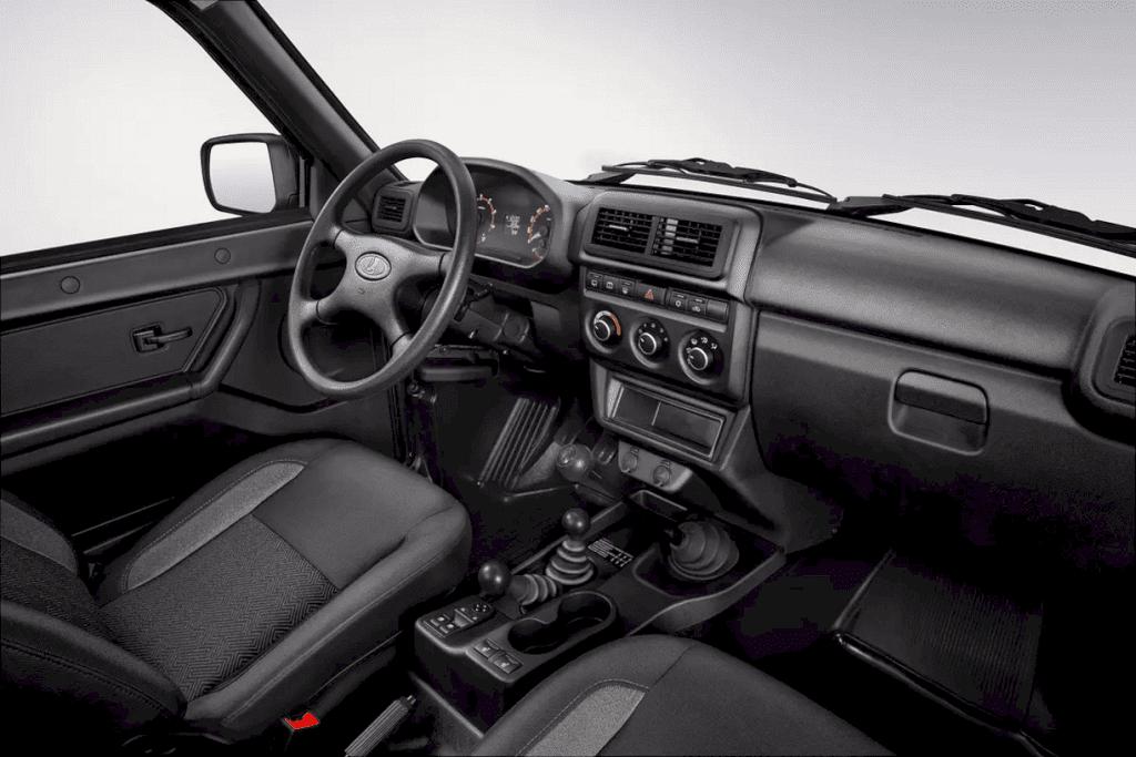 Lada Niva Legend 1
