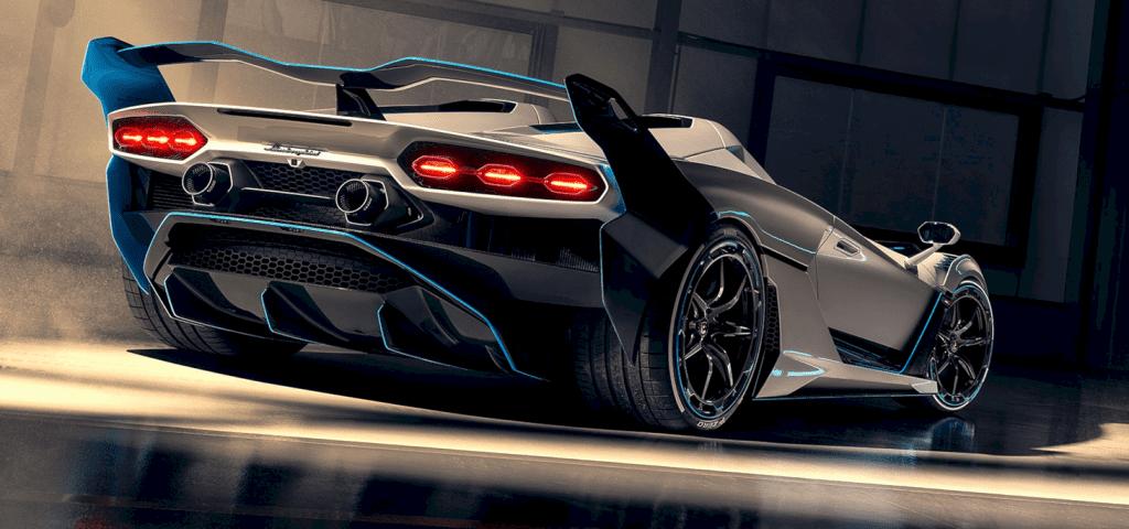Lamborghini Sc20 3