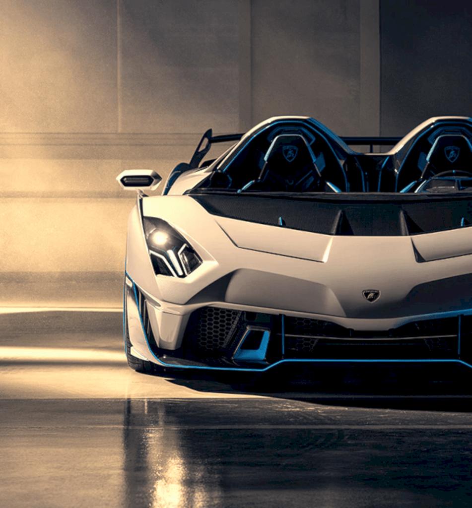Lamborghini Sc20 4
