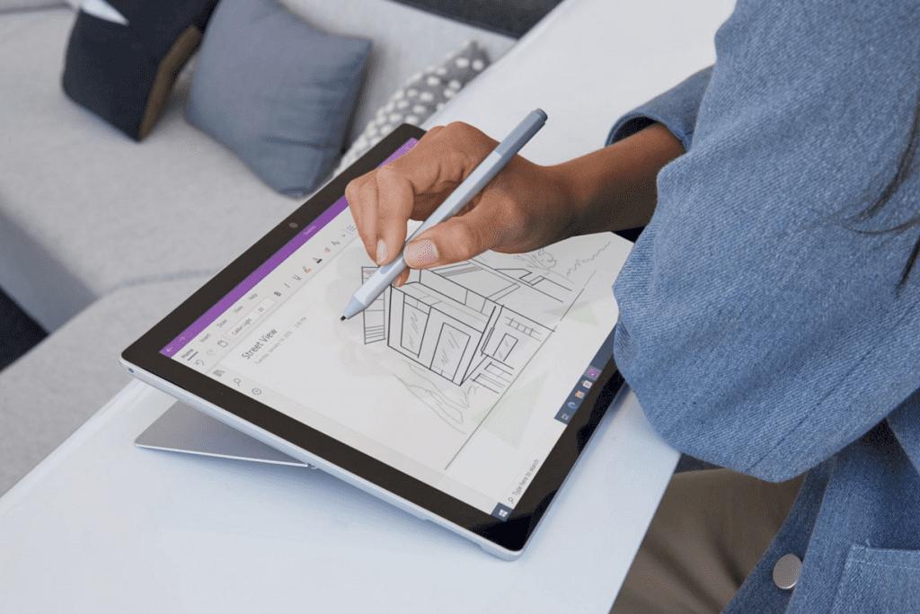 Microsoft Surface Pro 7 2