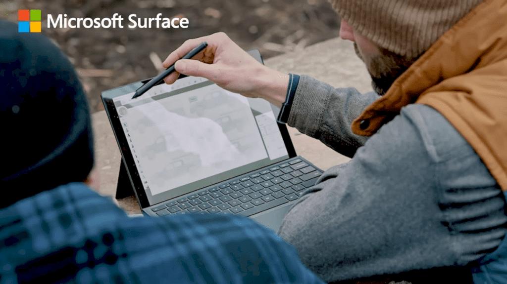 Microsoft Surface Pro 7 3