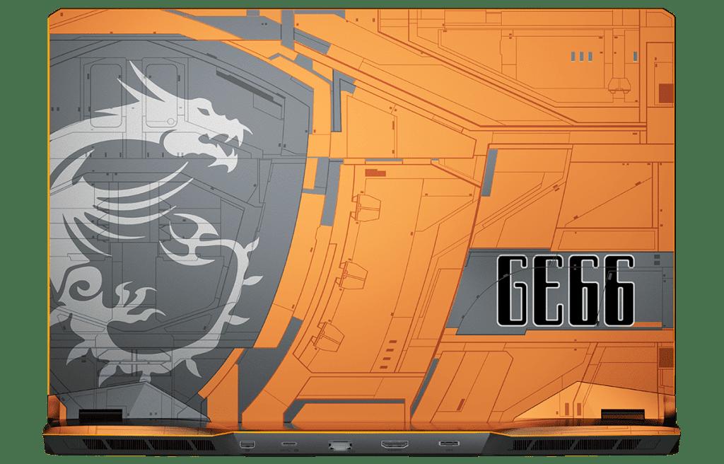 MSI GE66 Raider 3