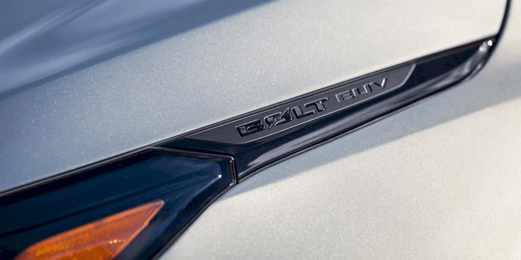Chevrolet Bolt Euv 6