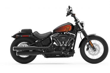 Harley Davidson Street Bob 114 10