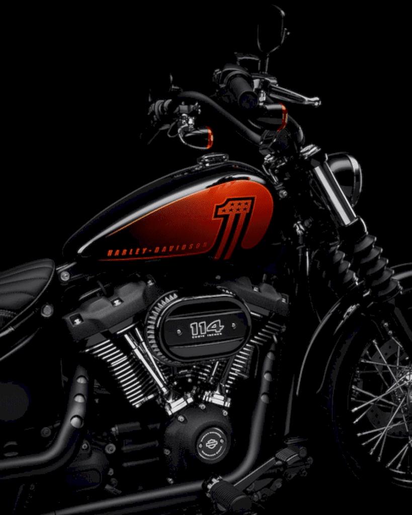 Harley Davidson Street Bob 114 2