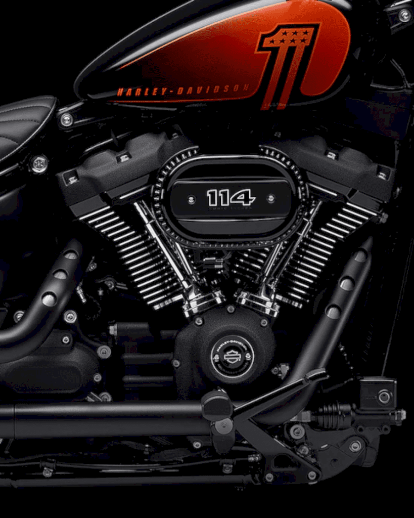 Harley Davidson Street Bob 114 4