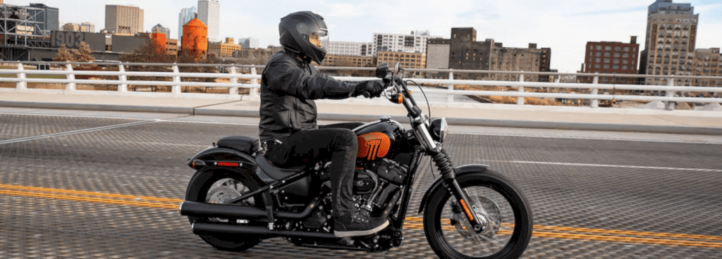 Harley Davidson Street Bob 114 5