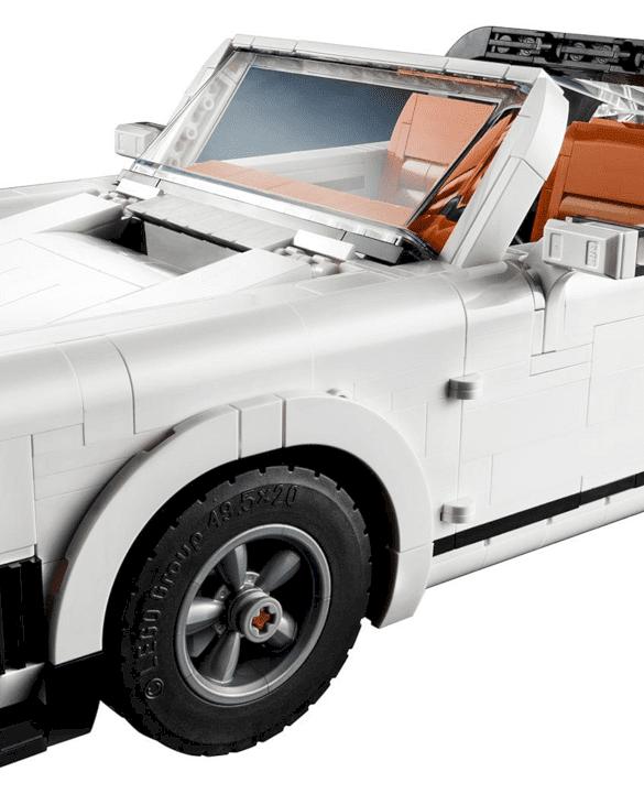 Lego Porsche 911 1