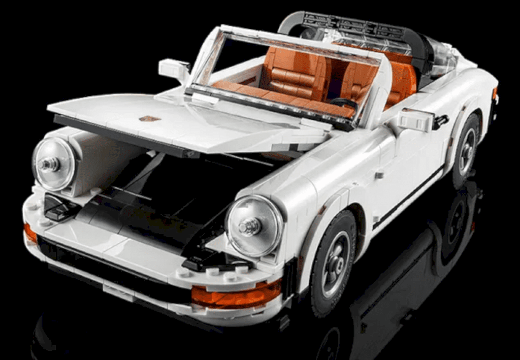 Lego Porsche 911 5