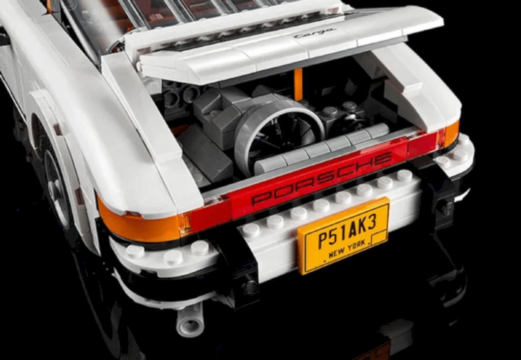 Lego Porsche 911 6