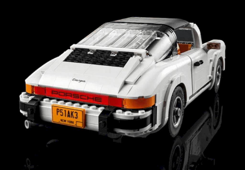Lego Porsche 911 7