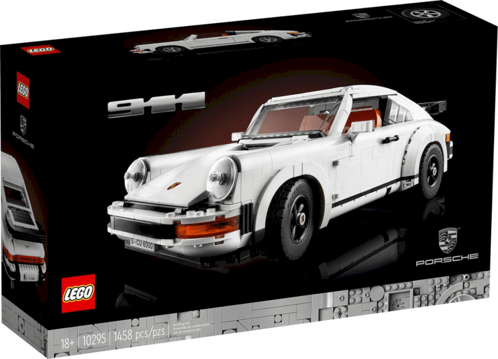Lego Porsche 911 8